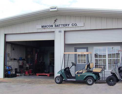 Macon Battery Company